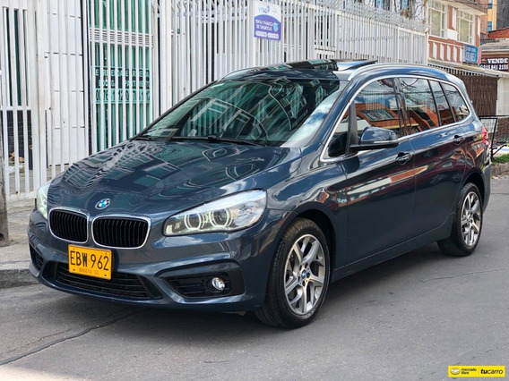 Bmw Serie 2 218i Grand Tourer 1500icc At 7psj Aa Ab Abs Dh