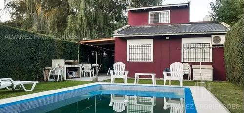 Casa - General Casa 4 Ambientes Venta General Rodriguez Apta Credito