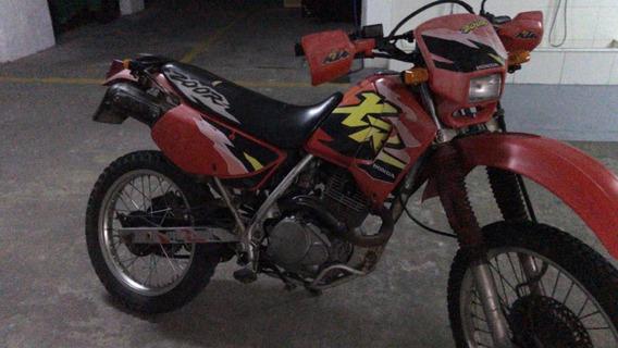 Yamaha Xr 200