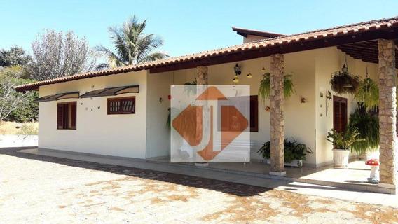 Chácara Com 3 Dormitórios À Venda, 24400 M² Por R$ 4.500.000,00 - Vista Alegre - Vinhedo/sp - Ch0043