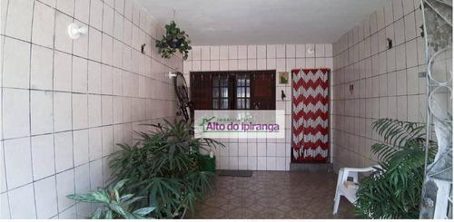Imagem 1 de 20 de Sobrado Com 3 Dormitórios À Venda, 115 M² Por R$ 530.000,00 - Vila Oratório - São Paulo/sp - So0969