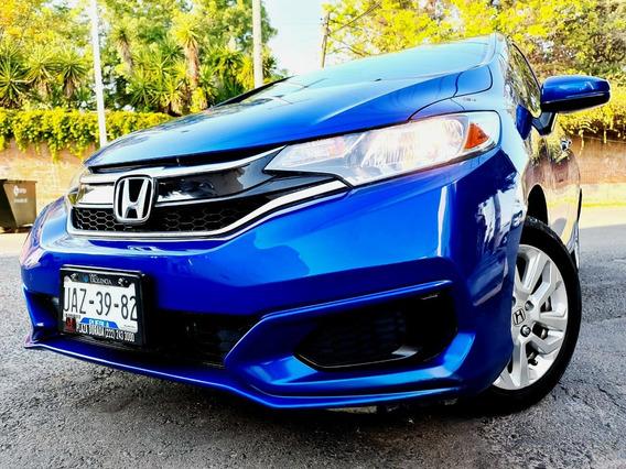 Honda Fit 1.5 Fun Mt 2018