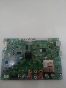 Placa Principal Da Tv Lg Cd: Eax64910704(1.0) Md:32lm5400