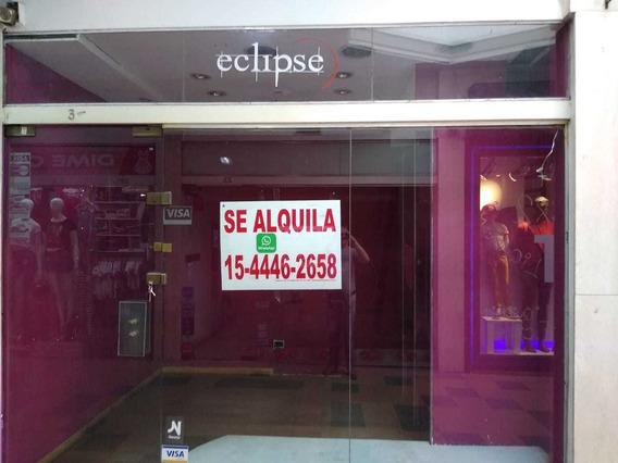 Alquilo Local Moron Centro Galeria
