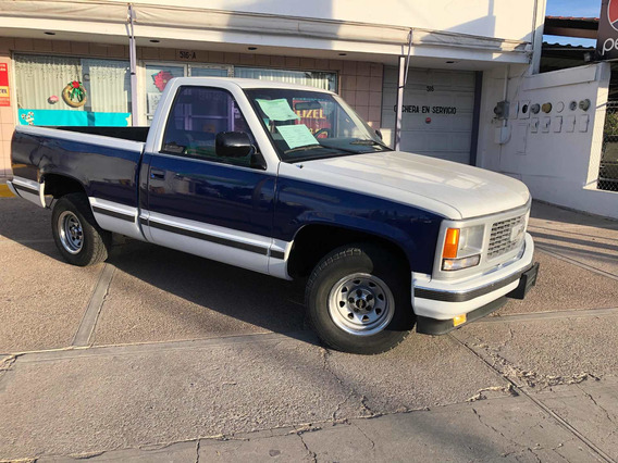 Chevrolet Silverado Pickup 1500 Custom 4vel Mt 1998