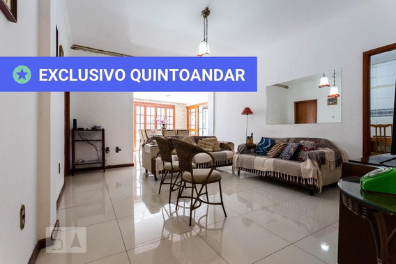 Apartamento No 1º Andar Com 3 Dormitórios - Id: 892988792 - 288792