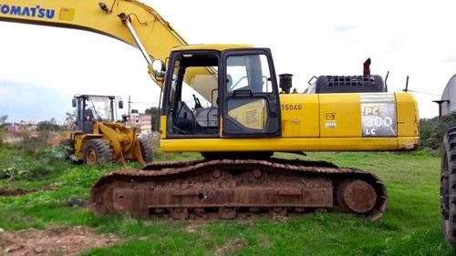 Excavadora Komatsu Pc 300 2007 M/buena Oportunidad!!