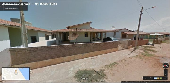 Casa Para Venda Em Tibau, Praia Das Emanoelas - Tibau, 3 Dormitórios, 1 Suíte, 4 Banheiros, 3 Vagas - Cas0267