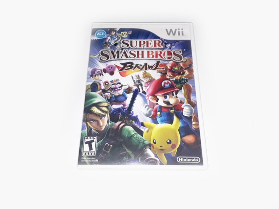 Super Smash Bros Brawl - Nintendo Wii