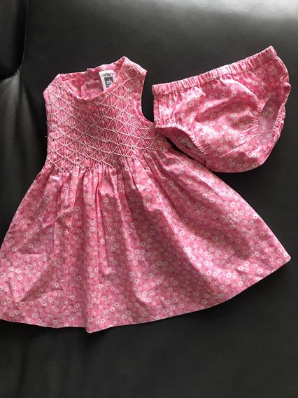 Vestido Carters Nuevo Talla Newborn