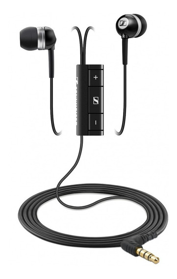 Fone Ouvido Earphone C/ Controle E Microfone P/ iPhone Mm701