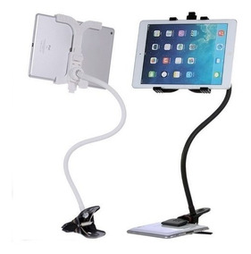 Suporte Universal Tablet iPad Gps Tv Mesa Cama Mp3 Pendrive
