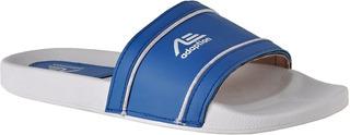 Chinelo Masculino Slide Adaption Praieiro Azul