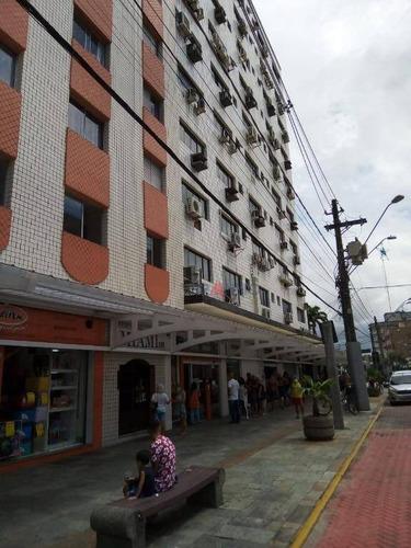 Sala À Venda, 77 M² Por R$ 280.000,00 - Boqueirão - Praia Grande/sp - Sa0016