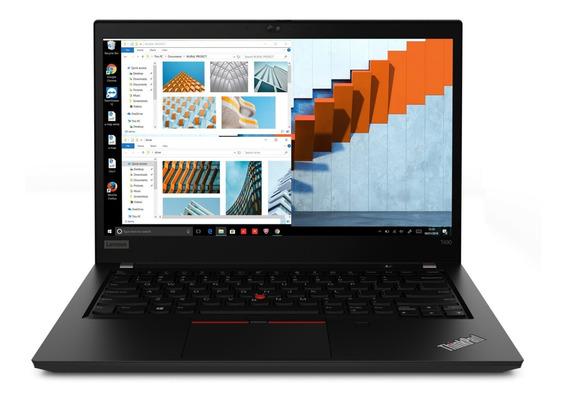 Notebook Lenovo 14 Thinkpad T490 I5-8265u 8gb Ssd 256gb W10p