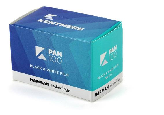 Filme Fotografico Kentmere 100 35mm Pb 36 Poses Venc 04/2022