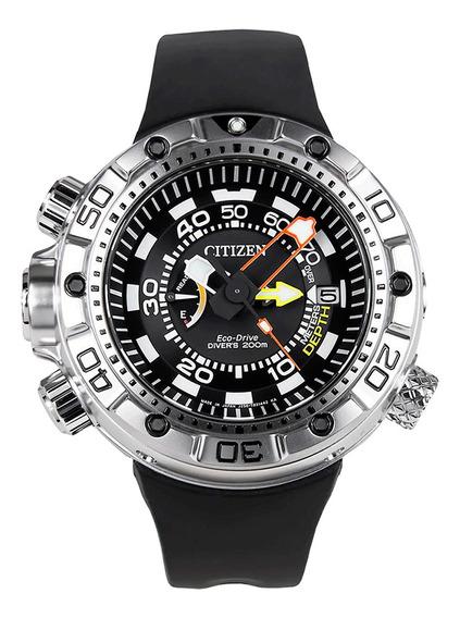 Relógio Citizen Aqualand Masculino Bn2021-03e / Tz30633d