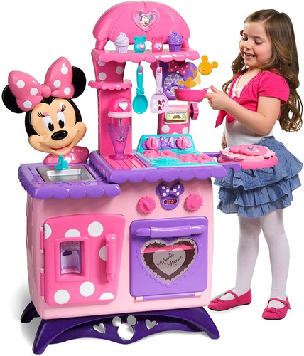 Minnie Mouse Flippin Fun Cocina