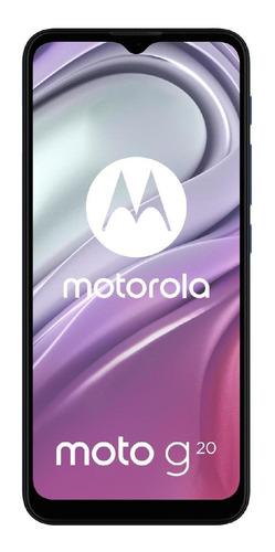 Celular Motorola Moto G20 64gb Azul