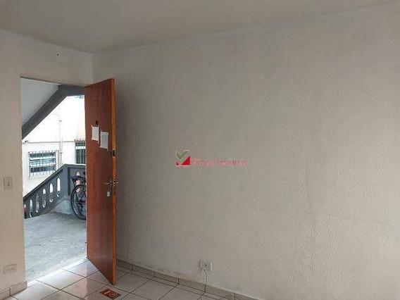Apartamento Com 2 Dormitórios Para Alugar, 40 M² Por R$ 850,00/mês - Parque Pinheiros - Taboão Da Serra/sp - Ap0223