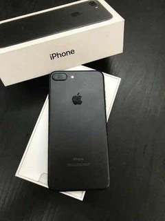iPhone 7 Plus 32g Black (venda Via Link Mercado Pago)