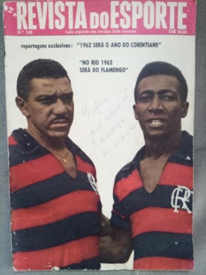 Revista Do Esporte N.°148 Jan. 1962 Jm.gibis-raros