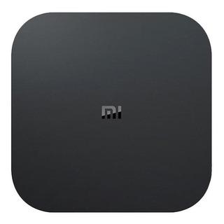 Streaming media player Xiaomi Mi Box S de voz 8GB preto com memória RAM de 2GB