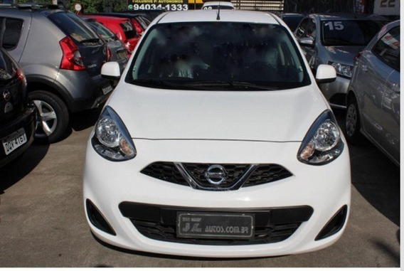 Nissan March S 1.0 Manual - Sem Entrada 60x 767,00