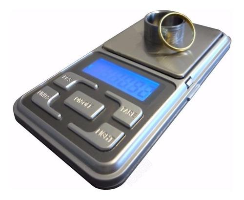 Balanza De Precisión Con Tapa Hasta 500 Gramos