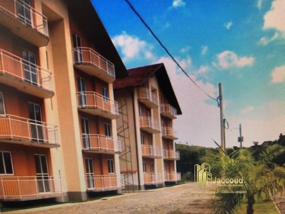 Apartamento A Venda No Bairro Varginha Em Nova Friburgo - - 1363-1