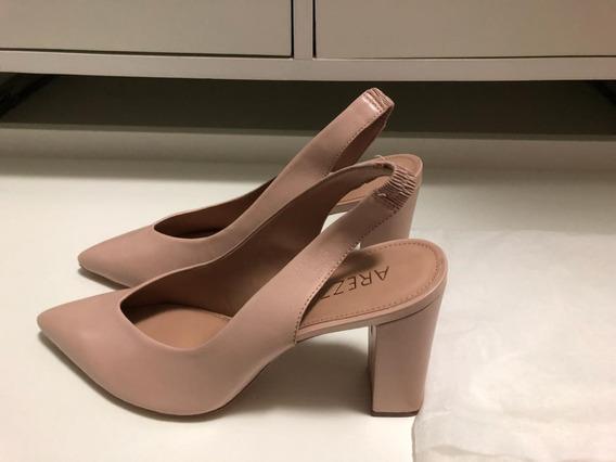 Sapato Feminino Arezzo N° 39 Novo