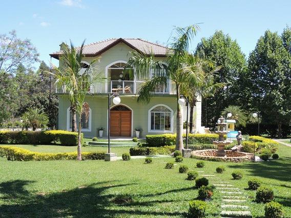 Sobrado 3 Suítes 3.700 M² A/t Cond. Jardim Das Palmeiras