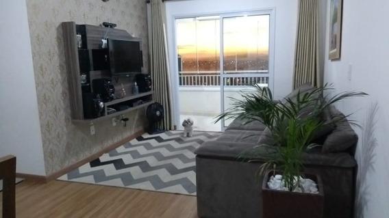 Apartamento A Venda No Bairro Bosque Dos Eucaliptos Em São - Aptv615-1