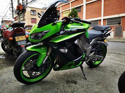 Kawasaki Z1000 Sx Tourer