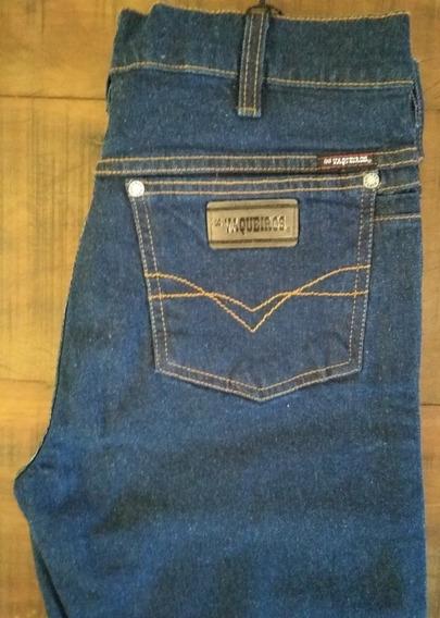 Calça Jeans Country Masculina Trad. Os Vaqueiros Fretegrátis