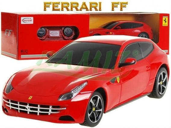 Carro Controle Remoto Ferrari Ff Esc 1:24 - Bonellihq G19