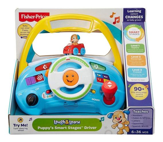 Pilotando Com O Cachorrinho Dlh38 - Fisher Price