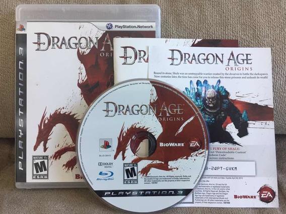 Dragon Age Origins Ps3 - Playstation 3