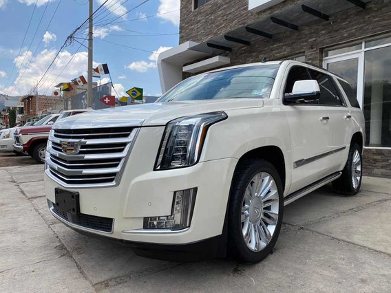Cadillac Escalade Esv 2015 6.2 Platinum At