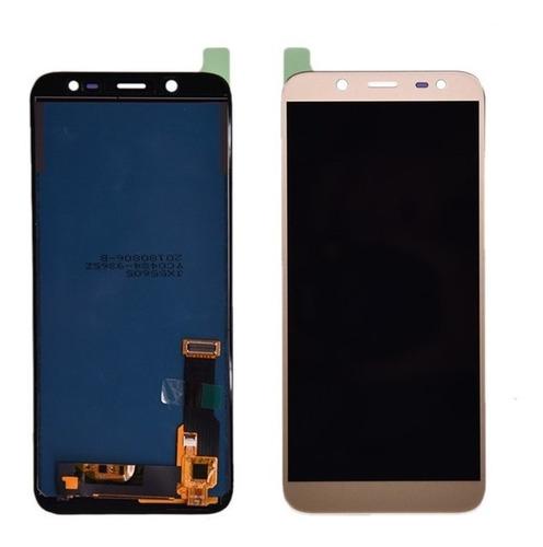 Pantalla Display Samsung J6 Plus Colocada!! + Vidrio Regalo!