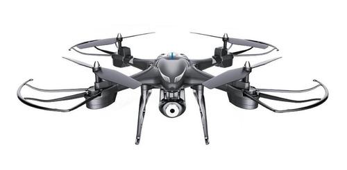 Drone Gadnic Buzzard T30 con cámara HD negro