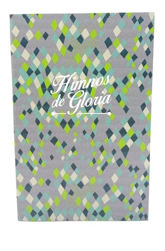 Imagen 1 de 4 de Himnario De Gloria Y Triunfo