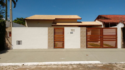 Casa 2 Dorm A Apenas 600 Metros Do Mar -ref- 142