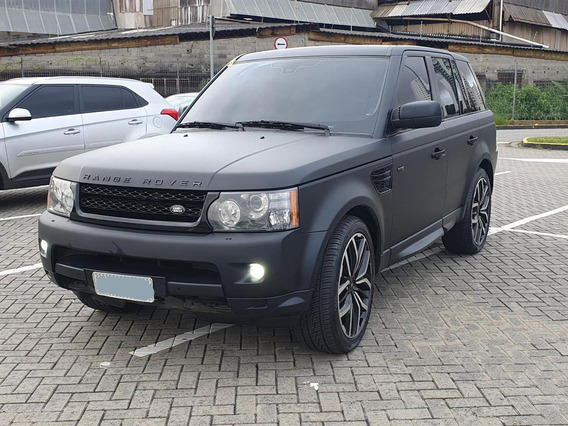 Range Rover 5.0 Supercharged 2010