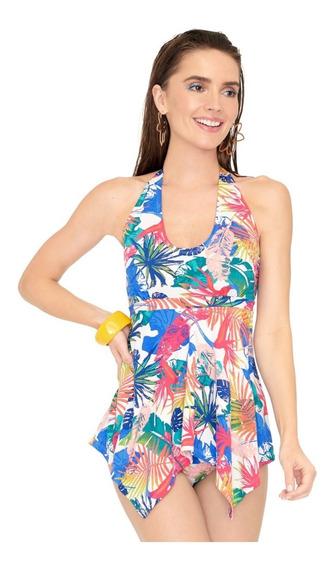 Traje De Baño Ilusion 6925 2pzas Normal/extras Sexy Playa