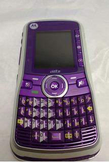 P/retirada De Peças Motorola I465 Clutch Nextel C/defeito