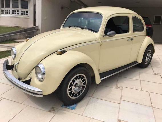 Volkswagen Fusca 1600cc Dupla
