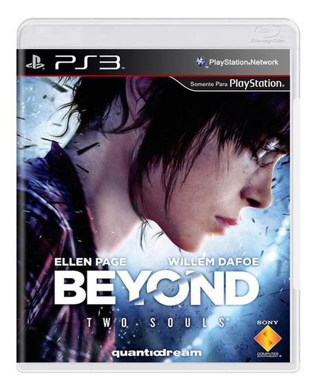 Beyond Two Souls - Ps3 - Midia Fisica
