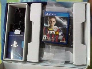 Playstation 4 Con Juego Y Control