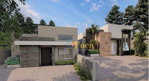 Casa Com 3 Dormitórios À Venda, 103 M² Por R$ 550.000,00 - Alpes Do Cruzeiro - Itatiba/sp - Ca0939